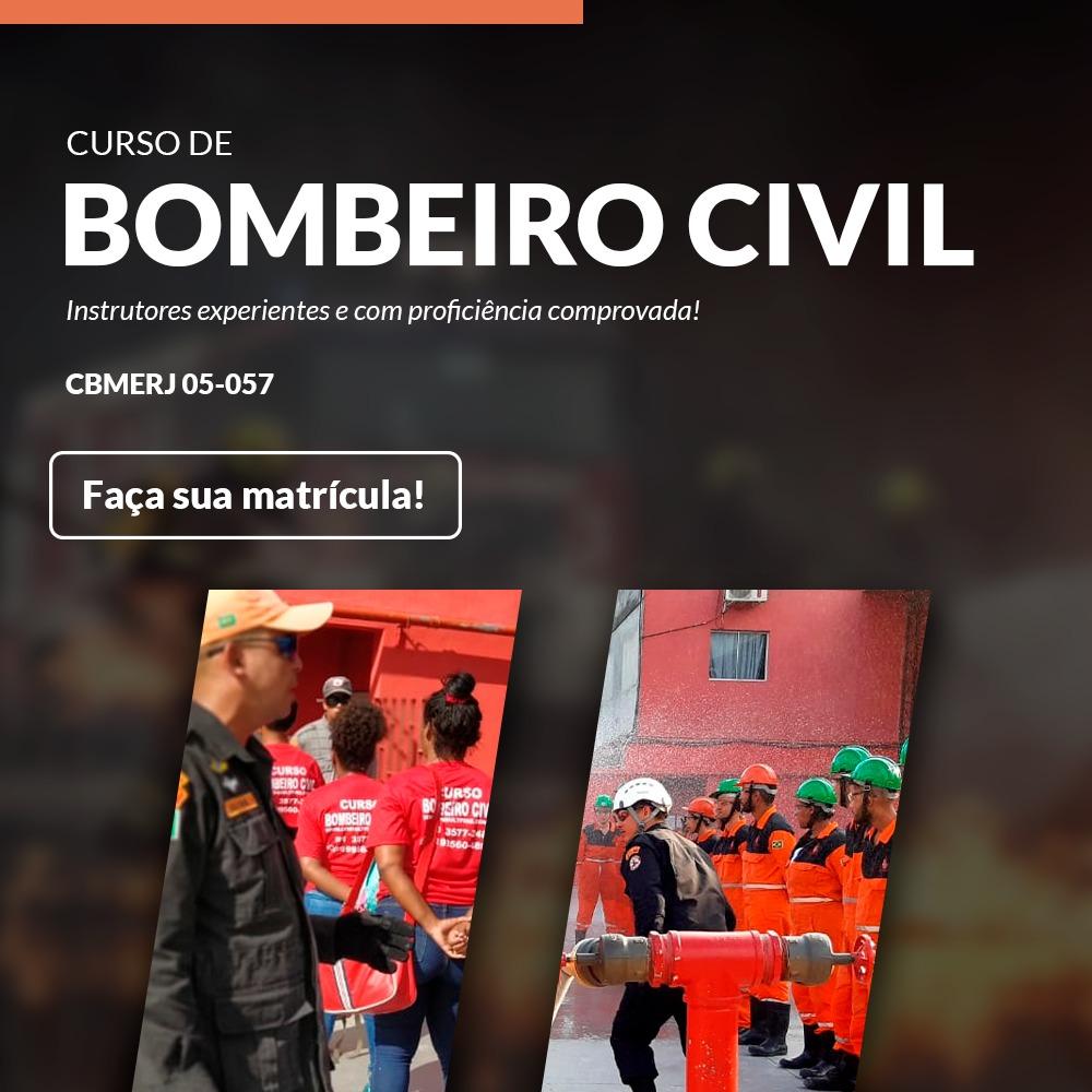 Curso de Bombeiro Civil em Anchieta – RJ