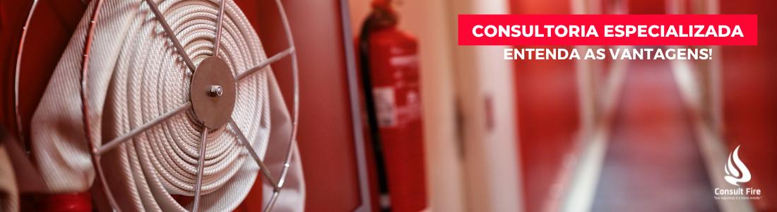 Devo contratar uma consultoria especializada em sistemas de prevenção e combate a incêndio?
